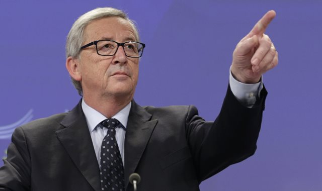 جان كلود يونكر - رئيس المفوضية الأوروبية