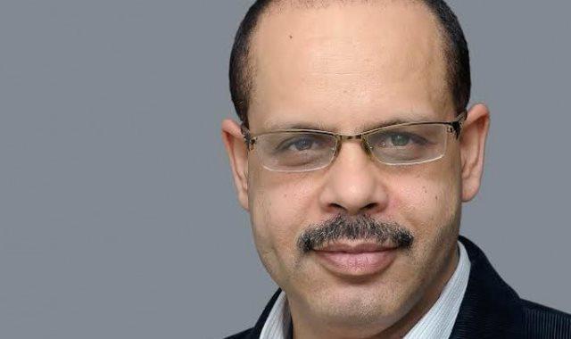 أكرم القصاص رئيس التحرير التنفيذى لليوم السابع