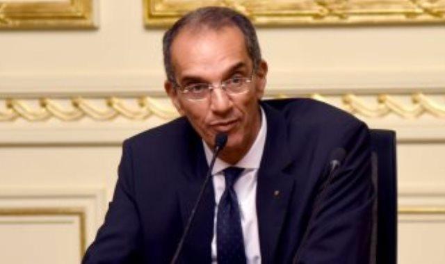 عمرو طلعت - وزير الاتصالات