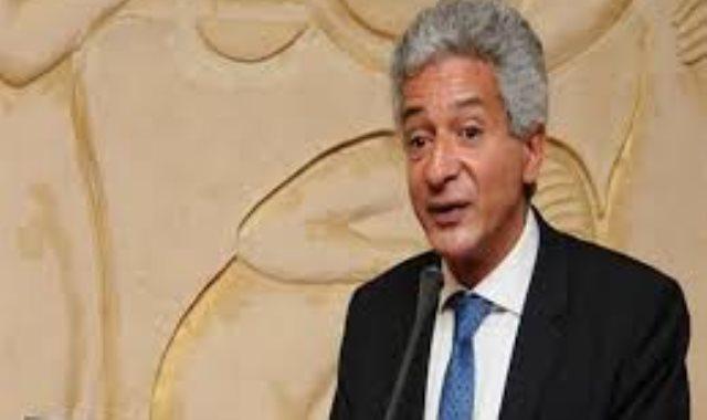 الدكتور علاء عز أمين عام اتحاد الغرف التجارية