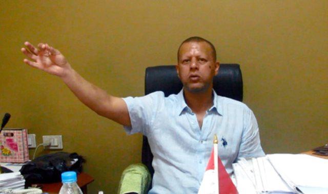 محمد حربى رئيس غرفة دباغة الجلود باتحاد الصناعات   اخبار الاقتصاد,  دباغة الجلود , الروبيكى