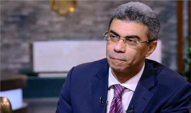 """ياسر رزق رئيس مجلس إدارة مؤسسة """"أخبار اليوم""""،"""