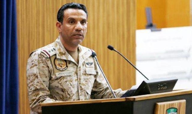 """العقيد تركى المالكى المتحدث باسم """"تحالف دعم الشرعية """" في اليمن"""