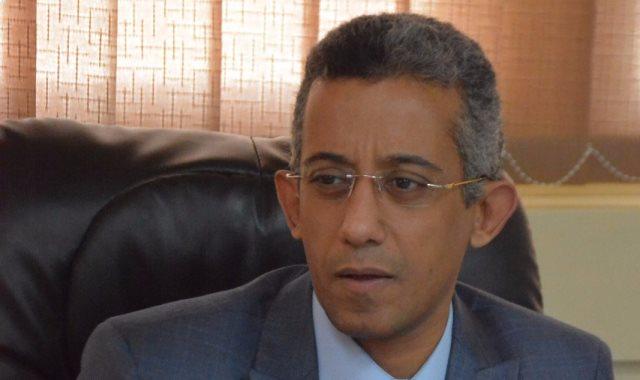 المهندس زياد عبد التواب، رئيس مركز المعلومات ودعم اتخاذ القرار بمجلس الوزراء