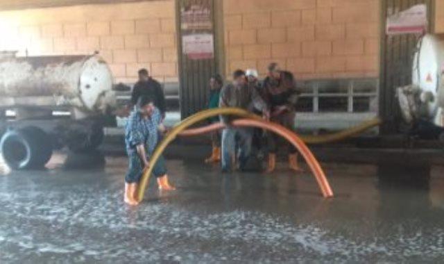 مياه الأمطار
