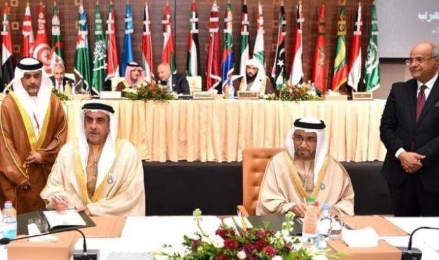 وزراء الداخلية والعدل العرب