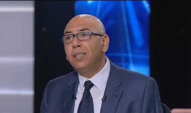 خالد عكاشة مدير المركز المصري للفكر والدراسات الاستراتيجية