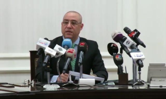 المهندس عاصم الجزار وزير الإسكان