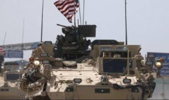 عناصر من الجيش الامريكى