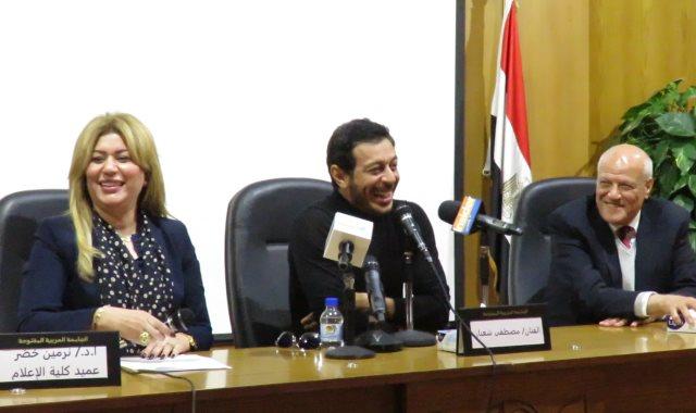 النجم مصطفى شعبان