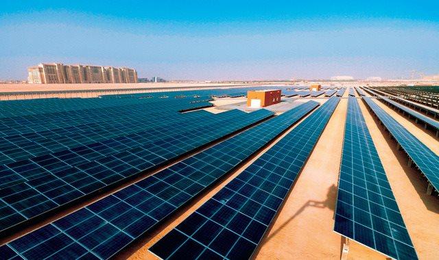 محطات الطاقه الشمسية - صورة أرشيفية