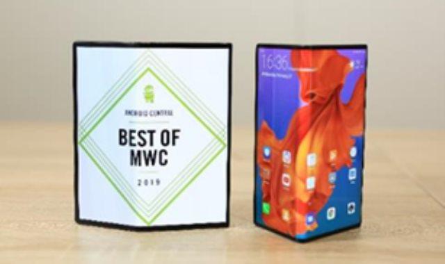 أجهزة هواوي تحصد جوائز MWC 2019