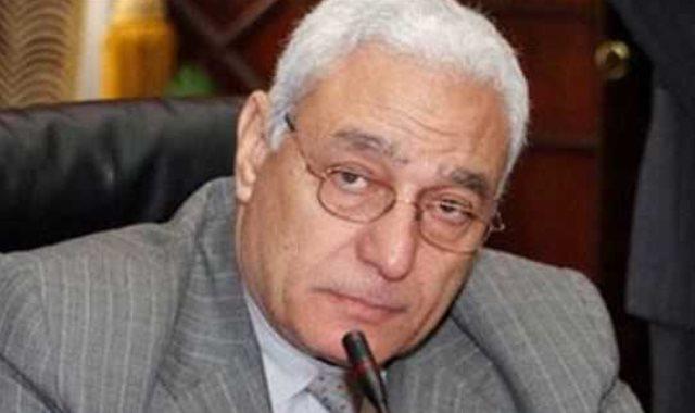 الدكتور أسامة العبد رئيس جامعة الأزهر الأسبق
