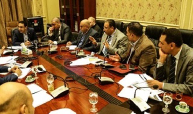 لجنة الإسكان بالبرلمان