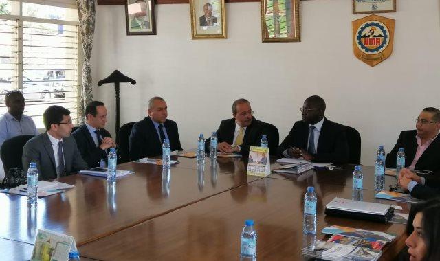 انطلاق منتدى الأعمال المصري الأوغندي