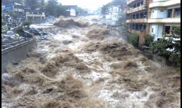 فيضانات بموزمبيق ومالاوى