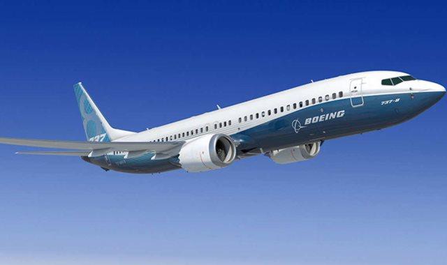 طائرة بوينج 737 ماكس