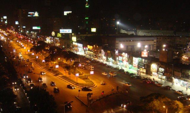 شارع جامعة الدول العربية - صورة أرشيفية