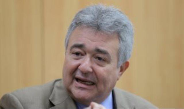 النائب عمرو صدقى رئيس لجنة السياحة والطيران المدنى بمجلس النواب