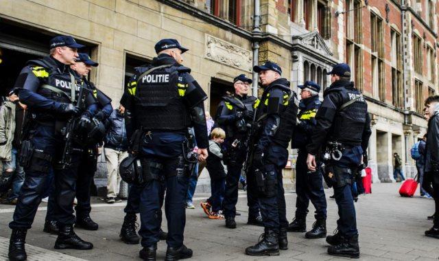 الشرطة الهولاندية - أرشيفية