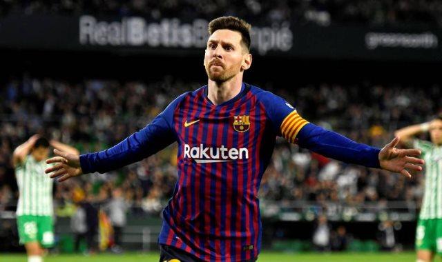 ميسى يقود برشلونة ضد اتليتكو مدريد