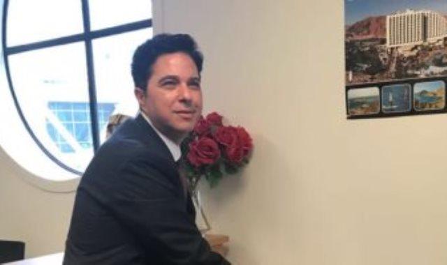 السفير طارق الوسيمى سفير مصر فى نيوزيلندا