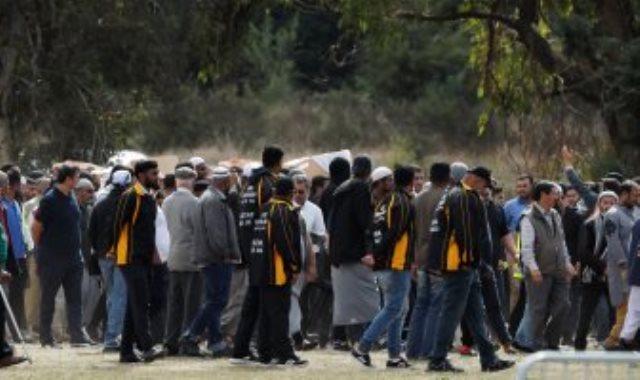 نيوزيلندا تشيع ضحايا الهجوم على المسجدين