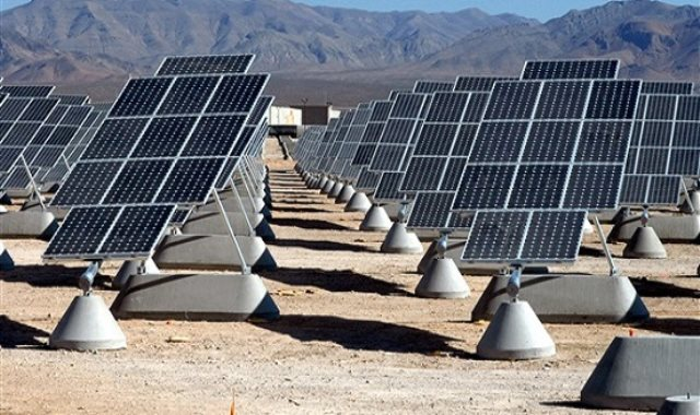 الطاقة الشمسية - أرشيفية