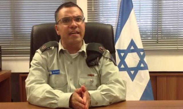 افيخاي ادرعي  متحدث باسم جيش الاحتلال الإسرائيلي