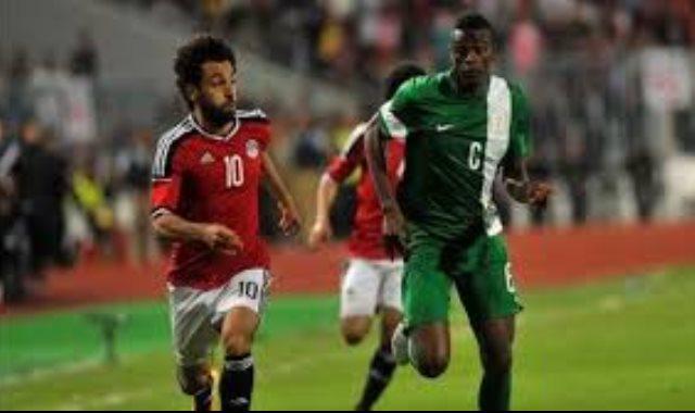 نيجيريا ضد مصر
