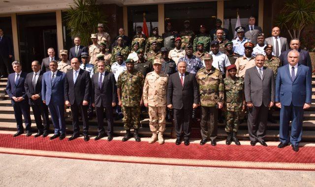 برنامج تعزيز القدرات القيادية لضُباط وافدين من دول إفريقية