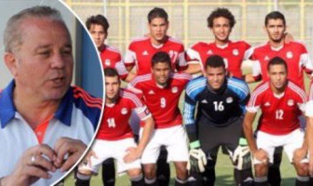 منتخب مصر الاولمبي البعثة تعود اليوم بعد مباراة الاشتباكات