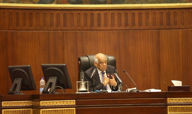 على عبدالعال : مجلس  النواب حريص على استقلال القضاء