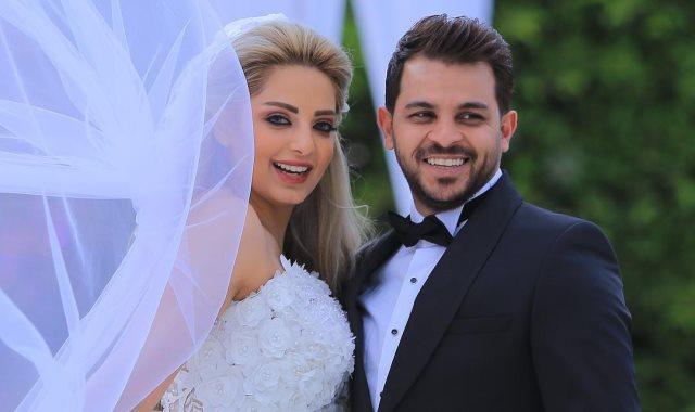 محمد رشاد والإعلامية مي حلمي