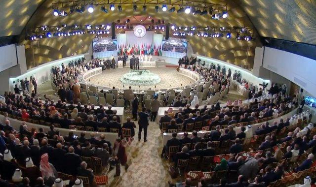 القمة العربية الثلاثين بتونس