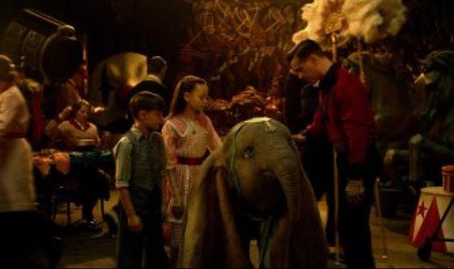 فيلم الأنيمشن العائلى Dumbo