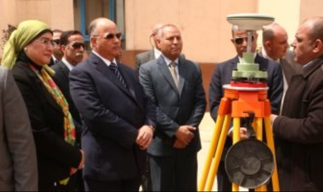 جولة اللواء خالد عبد العال محافظ القاهرة