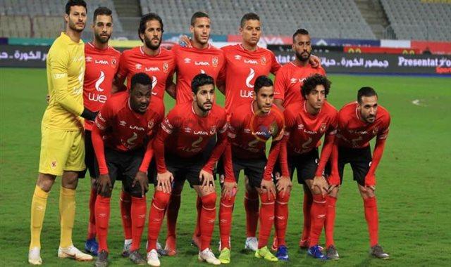 فريق الأهلى