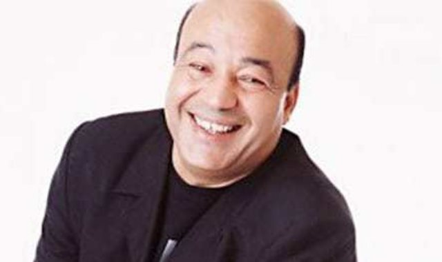 الفنان حجاج عبد العظيم