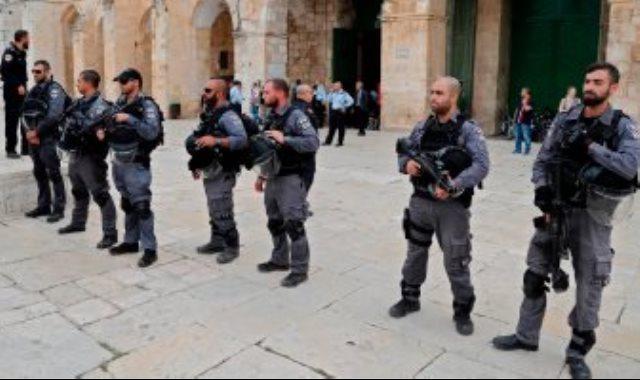 جنود قوات الاحتلال
