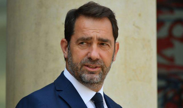 وزير الداخلية الفرنسى كريستوف كاستانير