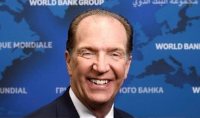 رئيس البنك الدولى