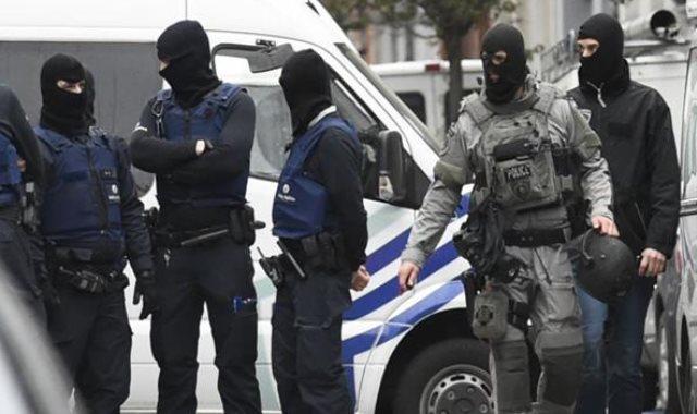 شرطة بلجيكا
