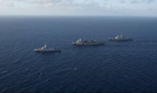 البحرية المصرية والفرنسية