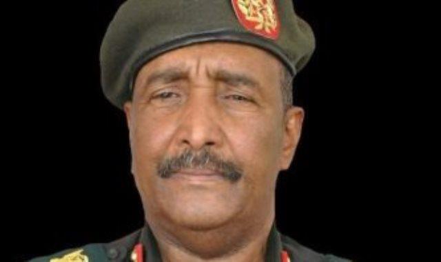 رئيس المجلس العسكرى السودانى عبد الفتاح البرهان