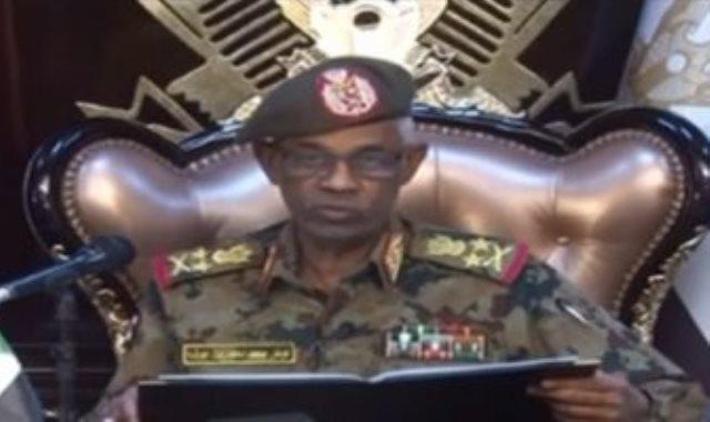 وزير الدفاع السودانى