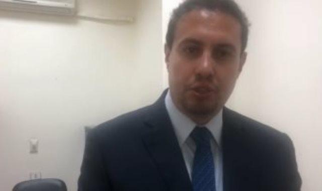 حازم الخراشى رئيس اللجنة النقابية لشركة جنوب الوادى القابضة للبترول