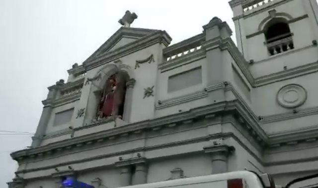 حادث كنائس سريلانكا Sri Lanka