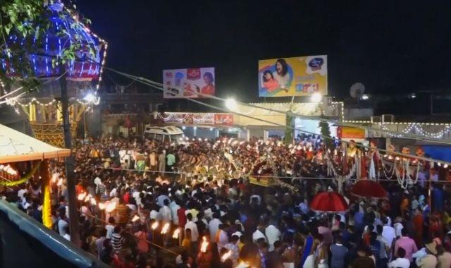 مهرجان النار فى الهند