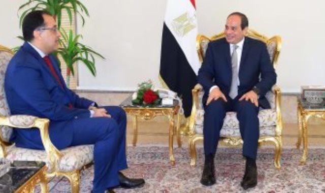 الرئيس عبد الفتاح السيسى - أرشيفية